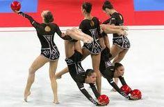 Cool move - rhythmic gymnastics