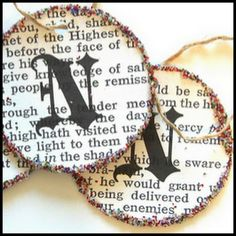 Cowie's Craft & Cooking Corner: Crafts With Juice Lids  SCRIPTURE WITH LETTER