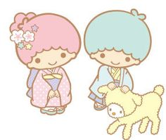 『☆ kiki & lala ☆』 #littletwinstars