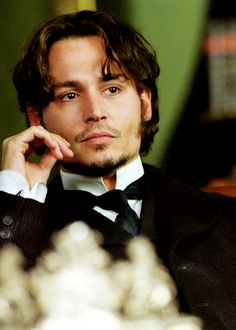 """Johnny Depp in From Hell (2001) """