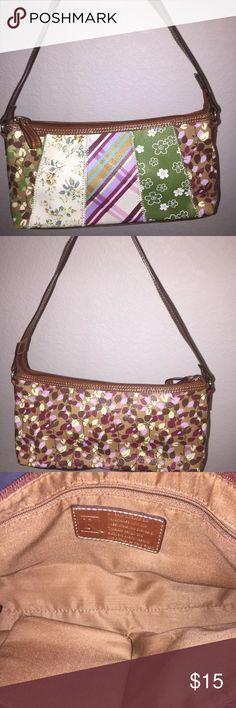 """Relic Multicolor Handbag Relic Multicolor Handbag  11""""L x 6""""H 9"""" strap drop Excellent used condition, VERY clean inside and out.  Check out the other listings in my closet, bundle to save! Offers welcome🌸 Relic Bags Hobos"""