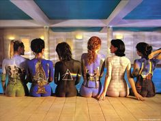 As both a fan of Pink Floyd and the art of the gif: Yes. - GIF on Imgur