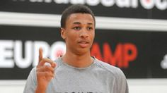 Projected lottery pick Dante Exum officially declares for the 2014 NBA Draft. It will be interesting to see where he fits in amongst a stellar draft class.