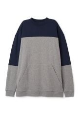 <p>The Supersize Sweatshirt is made from a soft French terry…