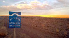 Acá me voy a radicar en unos pocos añitos - Ruta 25 de Esquel a Puerto Madryn