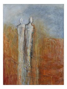 Prospects by Karine Original Painting on Canvas
