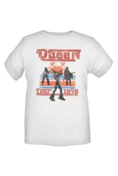 Queen Tour 1976 T-Shirt