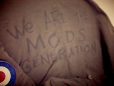 We are mods generation