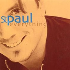St. Paul Peterson- Everything CD (2003) Prince Associate Donny Osmond The Time #Soul