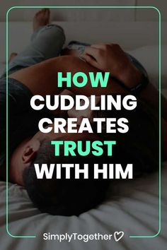 Cuddling as a couple is a nice and cozy feeling. But did you know it also creates attachment and trust between the two of you? There are many hidden benefits for both women and men you might not have heard of.