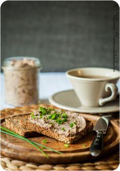 """Vegane """"Leberwurst"""" - Kleiner Kuriositätenladen"""