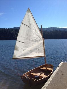While we love fiberglass boats, this is a great project to do with the little ones. They'll love sailing and navigating the waters as much as we do! contact us: info@jpcmarineworks.com or visit www.jpcmarineworks.com #boating #saltlife #yachting How to Build a Wood Sailboat