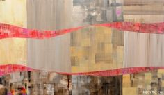 "Saatchi Online Artist Alejandro Debonis; Painting, ""Silence waves"" #art"