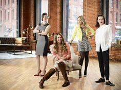 Younger, la série avec Debi Mazar, Hilary Duff, Miriam Shor et Sutton Foster