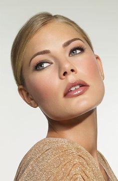 bridal makeup. I like the blush