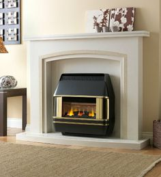 The Heartbeat is an outset gas fire capable of a heat output up to and an efficiency of The Heartbeat is a traditional outset gas fire which can be fitted into Sitting Room Decor, Living Spaces, Living Room, Gas And Electric, Gas Fires, Valor Fires, In A Heartbeat, Fireplaces, Warm