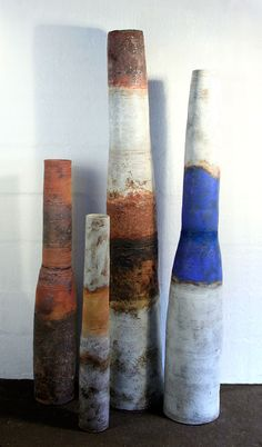robin welch - click the image or link for more info. Slab Pottery, Pottery Bowls, Ceramic Pottery, Pottery Art, Ceramic Pots, Ceramic Clay, Ceramic Painting, Pottery Painting Designs, Pottery Designs