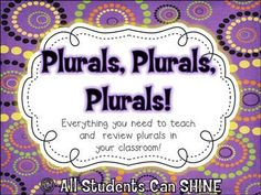 All Students Can Shine Teaching Resources Teaching Time, Teaching Grammar, Teaching Language Arts, Language Activities, Teaching Writing, English Activities, Teaching Resources, Word Study, Word Work