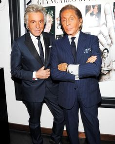 A Private Party - Giancarlo Giammetti and Valentino Garavani9