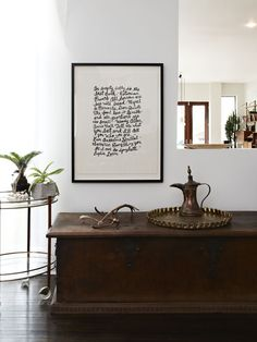 Framed poetry - I want to frank o'hara having a coke with you