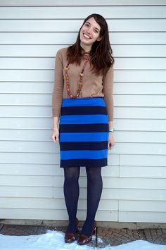 Simply Stripey | Style On Target