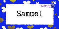 Conoce el significado del nombre Samuel #NombresDeBebes #NombresParaBebes #nombresdebebe - http://www.tumaternidad.com/nombres-de-nino/samuel/
