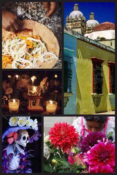 Oaxaca, Mexico Day of the Dead