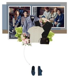 """Btob x Hara"" by yekyugasm on Polyvore featuring Acne Studios, Yves Saint Laurent, Monki, Michael Kors and Underground"