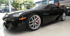 This Florida Dealership Is Selling TWO Lexus LFAs #Galleries #Japan