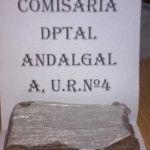 Andalgalá: Encuentran casi medio kilo de marihuana en la basura