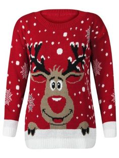 a414e503386 22 best Ladies Christmas jumpers images   Ladies christmas jumpers ...
