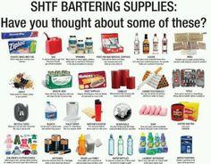 #LadyBugOut, #EmergencyPreparedness Article: Barter Tools
