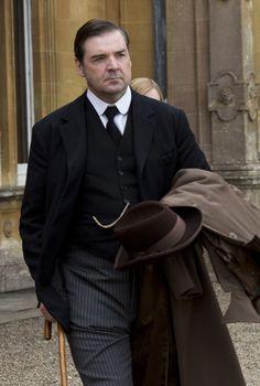 Downton Abbey Series 4: Mr Bates