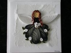 angel - Quilled Creations Quilling Gallery