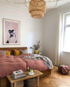 Home Interior Design .Home Interior Design Pink Bedroom Decor, Home Bedroom, Decor Room, Living Room Decor, Bedroom Signs, Bedroom Ideas, Master Bedrooms, Bedroom Inspo, Bedroom Apartment
