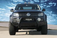 Delta 4x4 VW Amarok Beast Off-Road Kit Introduced - autoevolution for Mobile