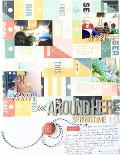 Let's Go!   June Cocoa Daisy Projects