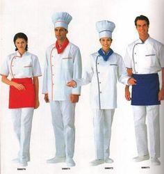 Công ty may đồng phục đầu bếp chuyên nghiệp