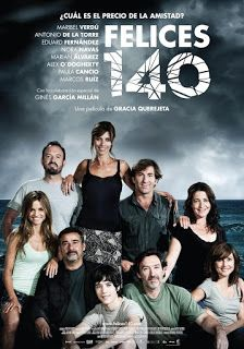 "Cuéntame una historia: ""Felices 140"" Gracia Querejeta"