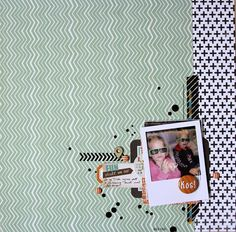 layout created by Dt Linda for anma. Kos, Layout, Create, Scrapbooking, Page Layout, Scrapbook, Memory Books, Scrapbooks
