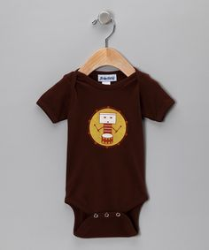 Chocolate Drum Bodysuit - Infant | Daily deals for moms, babies and kids