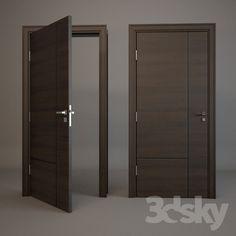 Modern Door 008