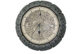 #6pm #celtic #celtic knot #circle #clock #decorative #ireland #irish #knot #medieval #old #pattern #scotland #scottish #time #vintage
