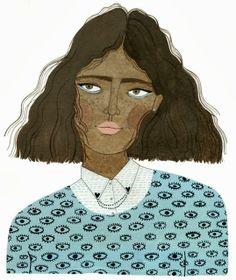 El edén creativo: Yelena Bryksenkova, una ilustradora con un estilo muy especial
