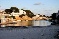 Alcaufar, Menorca