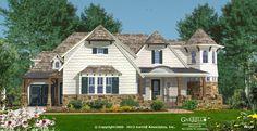 Garrell Associates, Inc.Long Island Cottage House Plan 06198,Ranch Style House Plans, Design by Michael W. Garrell