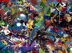Contemporary Jazz Art Prints - Bing images