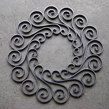Imagen relacnada Metal Projects, Welding Projects, Metal Crafts, Wrought Iron Decor, Wrought Iron Gates, Metal Bending Tools, Blacksmith Projects, Steel Art, Iron Furniture