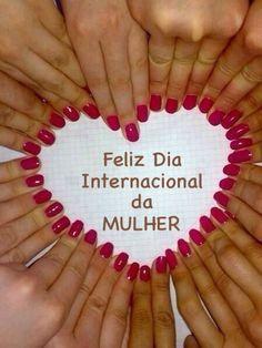 cartão dia internacional da mulher no pinterest - Pesquisa Google