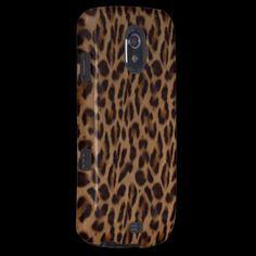 Valxart Leopard illusion Samsung Galaxy Nexus Case See more leopard by Valxart http://www.zazzle.com/valxart+leopard+gifts?rf=238603243936463030